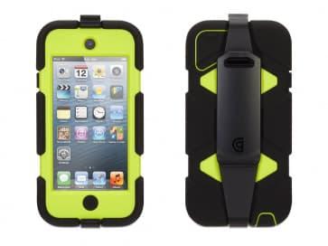 Griffin Survivor for iPod touch 4G 4th gen Black Citron
