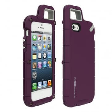 PureGear PX360 Extreme Protection System for iPhone 5 (Orchid Purple)