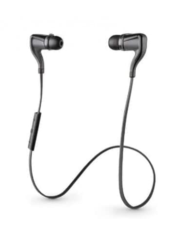 Plantronics Backbeat Go 2 Bluetooth Headset Black