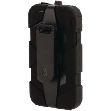 Griffin Survivor Case for iPhone 4 and iPhone 4S (Black)