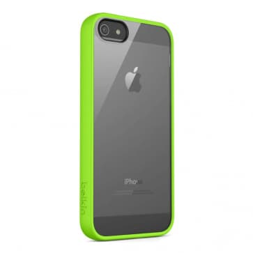 Belkin View Case for iPhone 5 iPhone 5s Clear Fresh