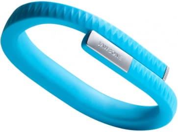 Blue Jawbone Up Activity Tracking Wristband