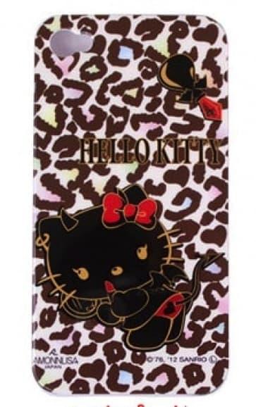 Hello Kitty Devil Kitty iPhone 4 Case