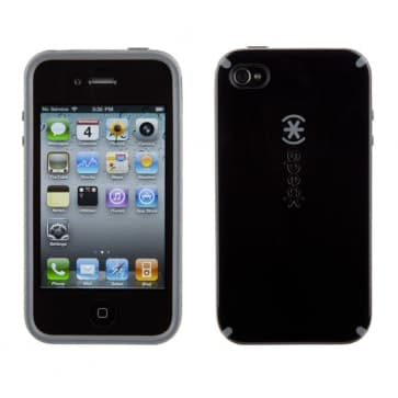 Speck Candyshell Batwing Black Case for iPhone 4