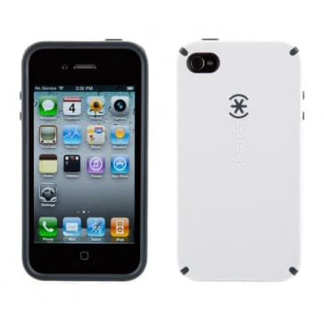 Speck Candyshell MoonSicle White Case for iPhone 4 4S