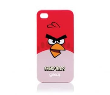 Angry Birds Case for iPhone 4 - Red Bird