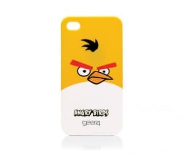 Angry Birds Case for iPhone 4 - Yellow Bird