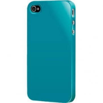 SwitchEasy Turquoise Nude Plastic Case for iPhone 4 4S