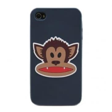 Paul Frank Werewolf Julius Silicone Case for iPhone 4