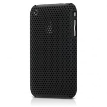 Incase Perforated Snap Case for iPhone 3GS - Black (CL59167-B)