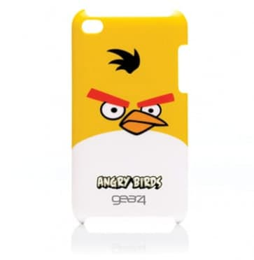 Angry Birds Case for iPod Touch 4th Gen - Yellow Bird