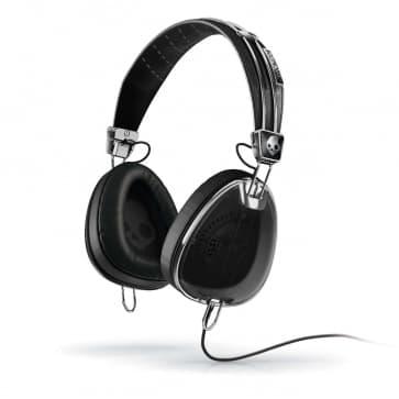 Skullcandy Aviator Black Headphones