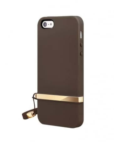 Switcheasy Lanyard Brown for iPhone 5
