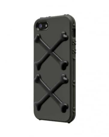 Switcheasy Bones Black for iPhone 5