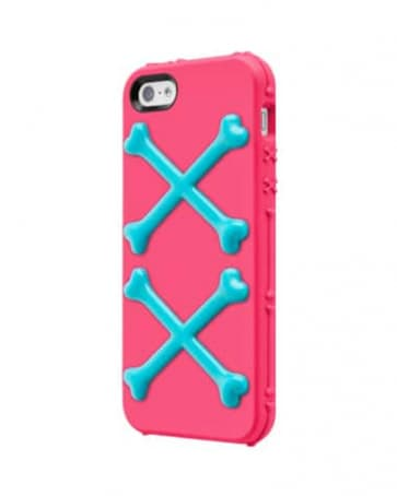 Switcheasy Poison Pink Bones for iPhone 5