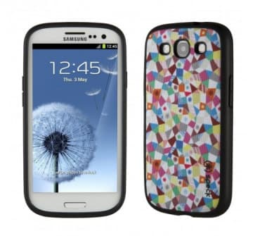 Speck FabShell GeoMazing Spectrum for Samsung Galaxy S III S3