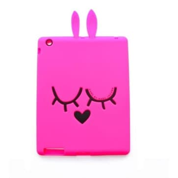 iPad Mini Marc Jacobs Katie the Bunny Diva Pink Case