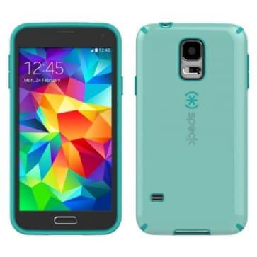 Speck Candyshell Case Samsung Galaxy S5 Aloe Green Caribbean