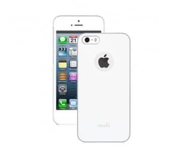 Moshi iGlaze Slim Case White for iPhone 5