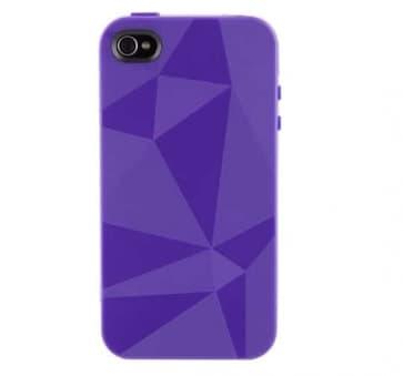 Speck GeoMetric Case ProgRock Purple for iPhone 4