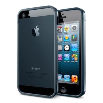 SGP Spigen iPhone 5 Case Linear EX Metal Slate