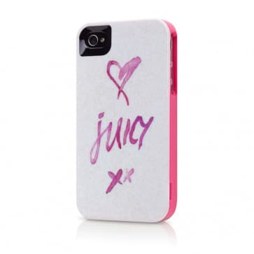 Juicy Couture New Crest Case for iPhone 4 4S