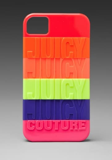 Juicy Couture Stacakble Neon