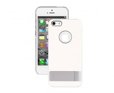 Moshi iGlaze Kameleon Stand Case for iPhone 5 5s White