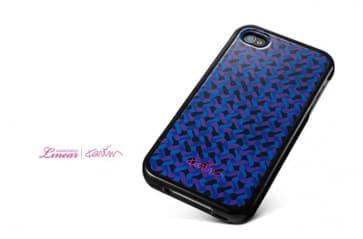 SPIGEN SGP iPhone 4 / 4S Case Linear Karim Rashid Karma - Black