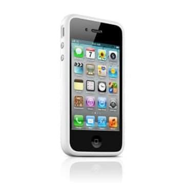 Apple Bumper White for iPhone 4 4S (MC668ZM/B)