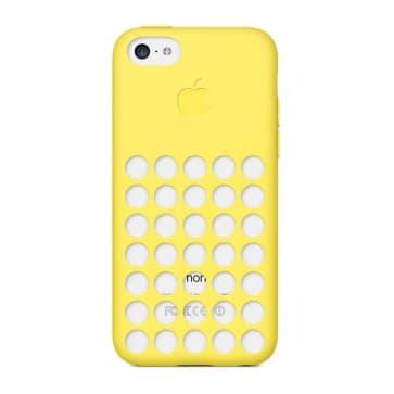 Apple iPhone 5c Yellow Case
