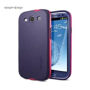 Samsung Galaxy S3 Case Neo Hybrid Color Series - Rubine Red