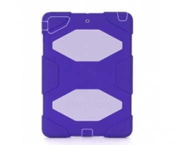 Griffin Survivor for iPad Air Purple Lavender