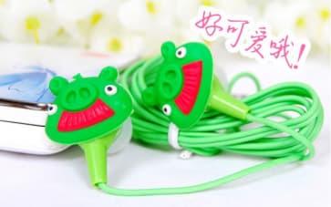 Angry Birds Headphones - Pig