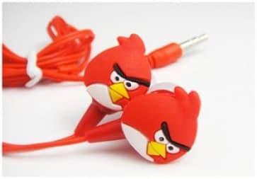 Angry Birds Headphones - Red Bird