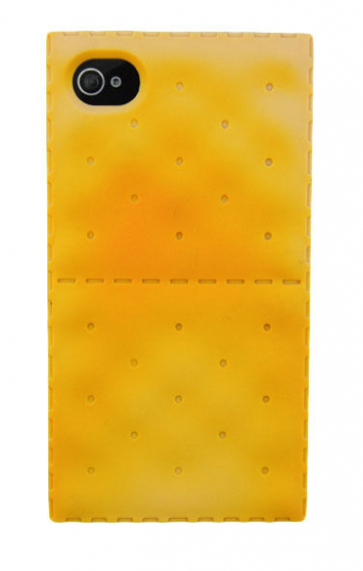 Biscuit Cracker Case for iPhone 4 4s