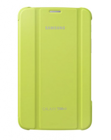 Official Samsung Galaxy Tab 3 7.0 Book Cover Mint Green