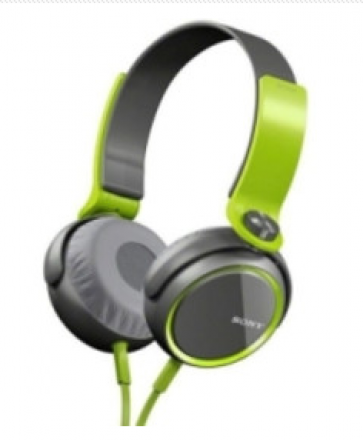 Sony MDR XB400/GRN Headphones Green