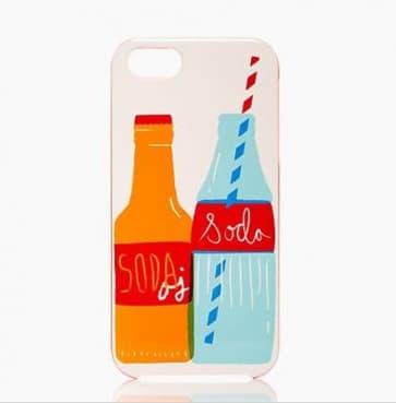 Kate Spade Soda Bottles Case For iPhone 5