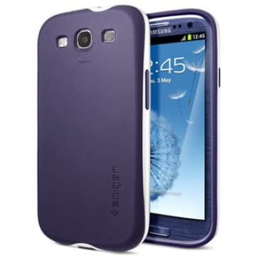 Samsung Galaxy S3 Case Neo Hybrid Color Series - Infinity White