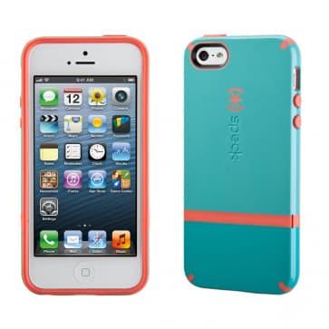 Speck Candyshell Flip iPhone 5 - Pool/Dark Pool/Wild Salmon