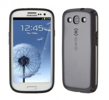 Speck Candyshell for Samsung Galaxy S III S3 - Soot / Black