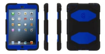 iPad Mini Griffin Survivor Case Blue