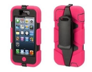 iPhone 5 Survivor Pink & Black