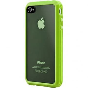 SwitchEasy Trim Hybrid Lime Case for Apple iPhone 4