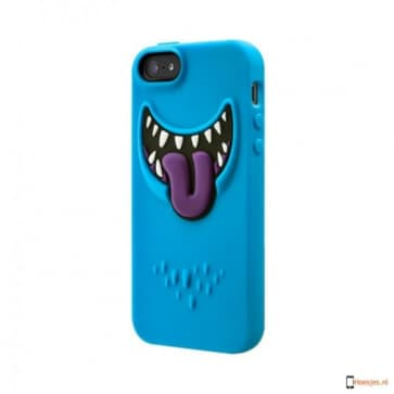 Switcheasy Monsters for iPhone 5 5S Wicky Blue