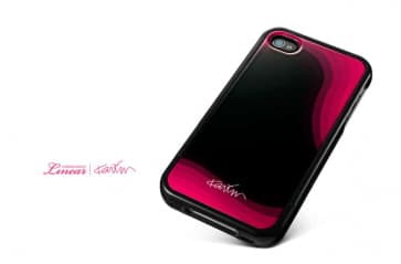 SPIGEN SGP iPhone 4 / 4S Case Linear Karim Rashid Blobism - Black