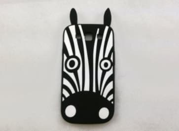 Marc Jacobs Julio the Zebra Galaxy S3 Case