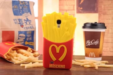 French Fry Case for Galaxy S5