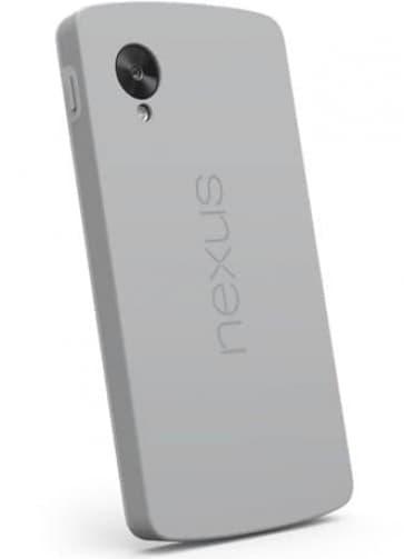 Official Nexus 5 Bumper Case Gray